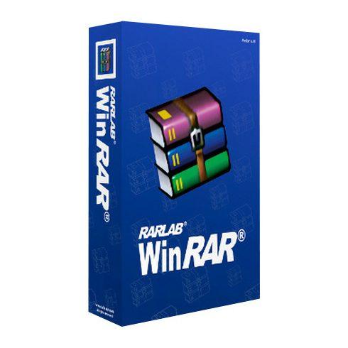 WinRAR archíváló program